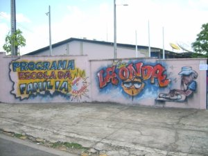 HIP-HOP É ARTE, PROJETO DA L.O  DESDE 2007 NAS ESCOLAS.